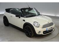 Mini Convertible 1.6 Cooper D 2dr [Chili Pack]