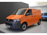 Vw transporter vans for sale gumtree 2013 volkswagen transporter t5 20tdi 140bhp swb t32 tailgate air con 6 speed publicscrutiny Images