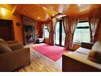 *** Stunning Pinelog Georgia lodge for sale, Bownees-on-Windermere ***