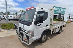 MITSUBISHI CANTER FE83 ** TRAY DROPSIDE ** #5007 Archerfield Brisbane South West Preview