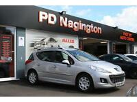2012 PEUGEOT 207 1.6 HDi 92 Active + GBP20 ROAD TAX + BLUETOOTH