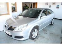Vauxhall/Opel Vectra 1.8i VVT ( 140ps ) 2007MY Exclusiv