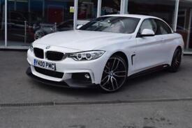 2016 16 BMW 4 SERIES 3.0 435D XDRIVE M SPORT 2D AUTO 309 BHP DIESEL