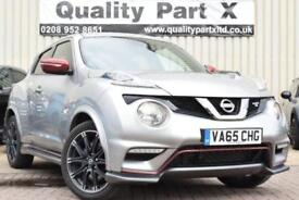 2016 Nissan Juke 1.6 DIG-T Nismo RS M-Xtronic 4WD 5dr