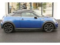 2013 MINI Coupe 2.0 Cooper SD (Chili pack) 2dr