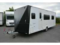 2010 Dunster House Stealth X58 SE-L 4 Berth Touring Caravan