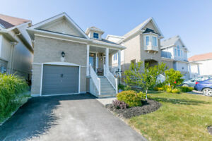 Just Listed! Incredible fully finished 3 bdrm home in Angus!