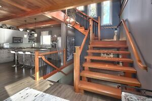 Walk to the South chair at Blue Mountain from this Chalet! Kitchener / Waterloo Kitchener Area image 3