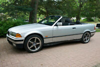 1999 BMW 328is Convertible with M package