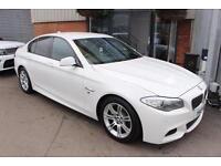 BMW 520d M SPORT-SAT NAV