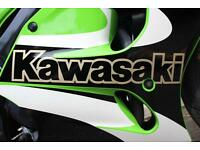 2001 Kawasaki ZX-7R P6 - ONLY 18k Mls - FULL SERVICE HISTORY !