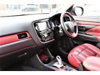 2015 Mitsubishi Outlander 2.0 PHEV GX5hs 4x4 5dr (5 seats) PETROL/ELECTRIC black