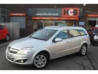 Vauxhall Astra 1.8i 16v ( 140ps ) Design - 1 Yr MOT, Warranty & AA Cover