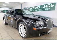 Chrysler 300c 3.0 CRD V6 SRT Auto [3X SERVICES, SAT NAV, LEATHER and HEATED SEAT