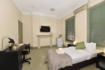 Huge room in the city! Front of Victoria Markets! All inc