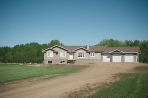 MOTIVATED SELLERS - Beautiful new acreage - Wainwright