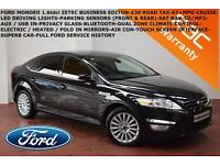 2014 Ford Mondeo 1.6TD (115ps) Zetec Business-P. SENSORS-B.TOOTH-SAT NAV-F.F.S.H