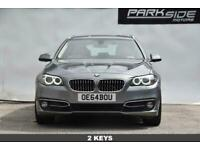 2014 BMW 5 Series 2.0 520D LUXURY TOURING 5d 188 BHP Estate Diesel Automatic