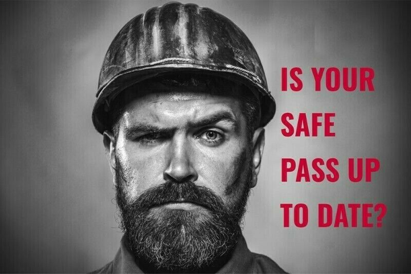 Safe Pass course only €185, free parking!