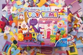 Children's Jigsaws and Puzzles