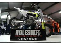 HUSQVARNA TC 50 2022 BRAND NEW MOTOCROSS BIKE UK BIKE