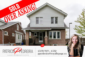 SOLD DAWSON! $5K OVER ASKING! LOOKING FOR THE SAME RESULTS?