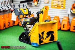 2018 Cub Cadet 3X 30 HDT - Snowthrower (Snow Blower) 3 Stage - 0