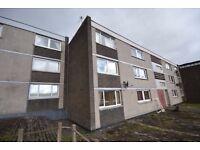 Two double bedroom unfurnished ground floor property in Calder area, West of Edinburgh