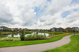 Brand New Townhome in Windermere Across From Pond Low Condo Fees
