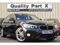 2015 BMW 1 Series 1.5 116d M Sport Sports Hatch Auto 5dr (start/stop)