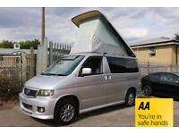 Mazda Bongo FRIENDEE AUTO Camper Van 4 Berth Electric Elavating Roof 8 seater
