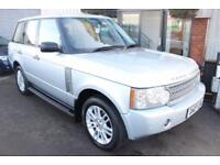 Land Rover Range Rover V8 VOGUE-REVERSE CAMERA-SAT NAV-SUNROOF