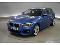 BMW 1 Series 118i M Sport 5dr [Nav]