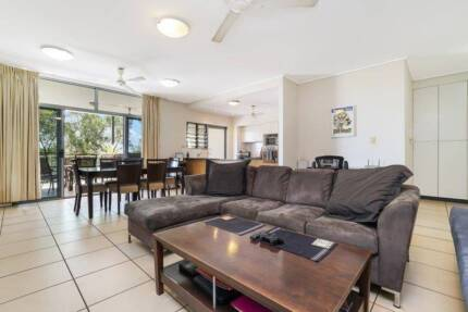 RESORT STYLE LIVING - PART FURNISHED UNIT IN STUART PARK Malak Darwin City Preview