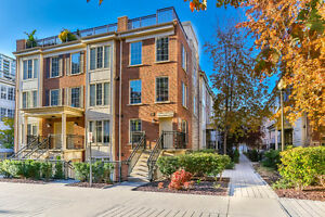 New York Boutique Style 3 Level Condo Townhome For Sale