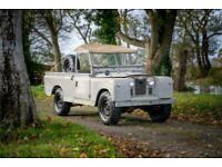 "Land Rover Series 2 109"" Pickup 1959 Model Original Patina Example"