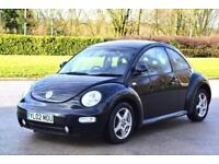 2002 Volkswagen Beetle 1.9 TDI 3dr