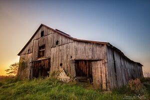 Have an old wooden barn ? Be my business partner-444- Kitchener / Waterloo Kitchener Area image 1