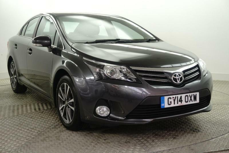 2014 Toyota Avensis D-4D ICON BUSINESS EDITION Diesel grey Manual