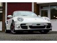 2010 Porsche 911 TURBO PDK Auto Coupe Petrol Automatic