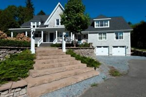 6 GROVE AVE, ROTHESAY - Gorgeous Family Home
