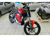 2021 SUPER SOCO TS Electrc Motorcycle Sports Electric Automatic