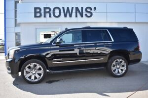 2015 GMC Yukon Denali W/Leather Heated Front Seats and Steering