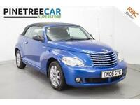 2006 CHRYSLER PT CRUISER 2.4 Limited RHD 2dr