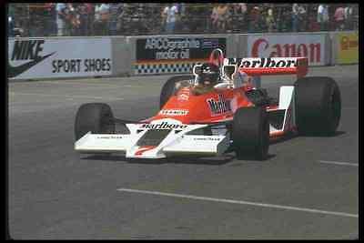 Metal Sign Car Racing Retro 021011 Red And White Mclaren '7' A4 12X8 Aluminium