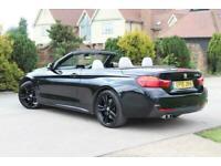 2015 BMW 4 Series 3.0 430D M SPORT 2d 255 BHP Convertible Diesel Automatic