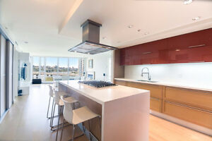 D22-Luxury waterfront 2bed+2bath Downtown-West End Greater Vancouver Area image 5