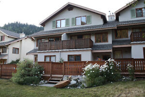 2-Bedroom Condo on Golf Course at Sun Peaks