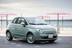 Licensed Mechanic to work on Fiat 500