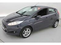 2014 FORD FIESTA 1.0 EcoBoost Zetec 5dr Powershift Auto
